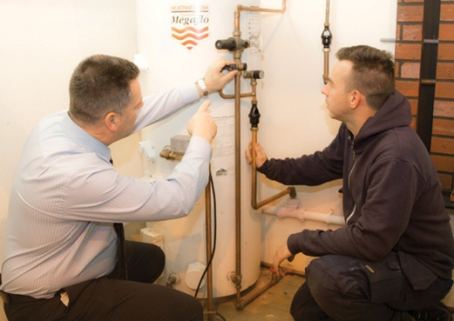 Wirral gas plumbing